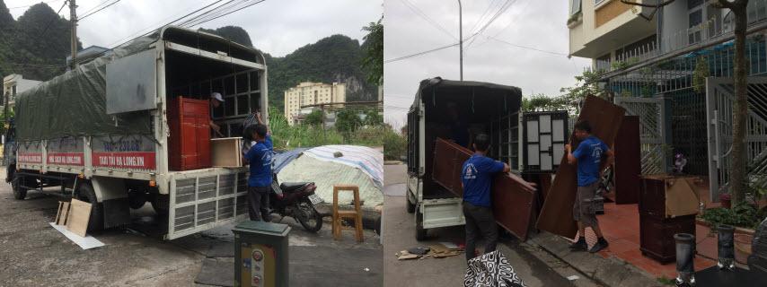Dịch vụ chuyển nhà tại Quảng Ninh