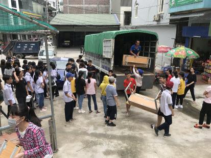Thuê xe tải chuyển nhà tại Quảng Ninh 2