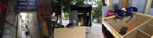 Chuyển nhà giá rẻ tại Hạ Long