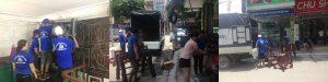 dịch vụ chuyển nhà trọn gói Cẩm Phả