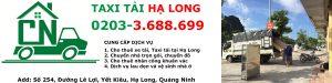 Cho thuê xe tải chở hàng ở Hạ Long