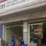 Chuyển văn phòng BSH Cẩm Phả