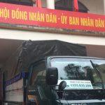 Chuyển văn phòng UBND Phường Bãi Cháy