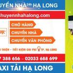 Video dịch vụ chuyển nhà tại Hạ Long