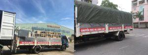 Cho thuê xe tải 7 tấn tại Quảng Ninh