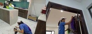 Dịch vụ vệ sinh nhà cửa theo giờ tại Hạ Long