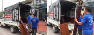 Dịch vụ chuyển nhà trọn gói giá rẻ Quảng Ninh