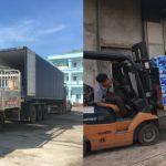Taxi tải chở hàng và chuyển nhà tại Hạ Long