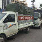 Thuê xe tải chuyển nhà tại Quảng Ninh